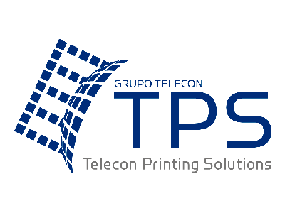 Logo Telecon Printing Solutions Barcelona